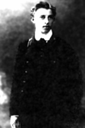 Вениамин Краснушкин, 1909 год