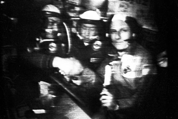 Валерий Кубасов, Алексей Леонов и Томас Стаффорд (слева направо)
