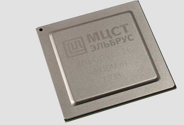 Микропроцессор Эльбрус-2СМ (проектное название Эльбрус-1С)