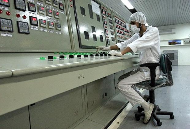 Иранское оборудование, пострадавшее от Stuxnet