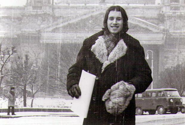Ленинград, 1975 год