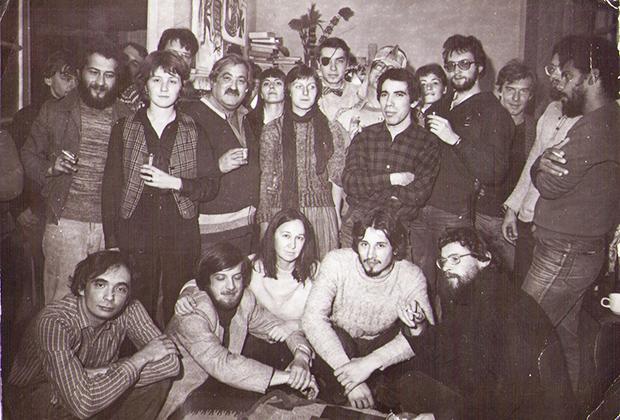 Московские концептуалисты, 1983 год