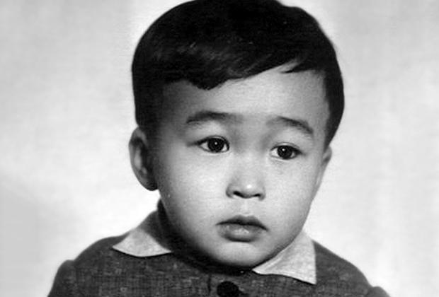 Виктор Цой. 1965 год