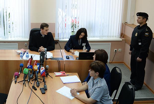 Заседание Судогодского районного суда Владимирской области, 21 августа