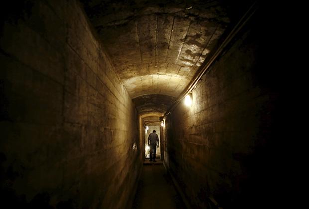 Тоннель системы «Гигант»