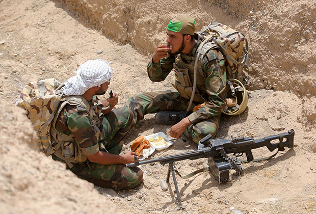 Шиитское ополчение Ирака