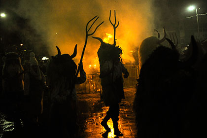 Карнавал в Бильбао