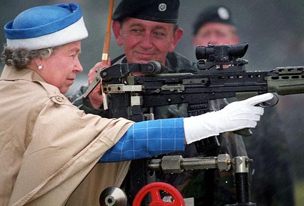 Вооруженный монарх
