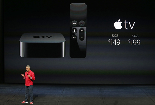 Цены в США на Apple TV