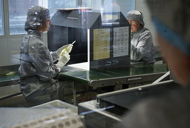 Фармацевтическое предприятие в Новоуральске