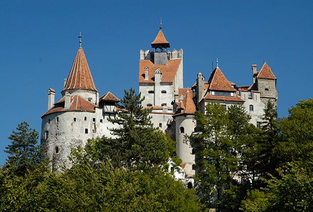 В замке Бран граф Дракула бывал лишь наездами