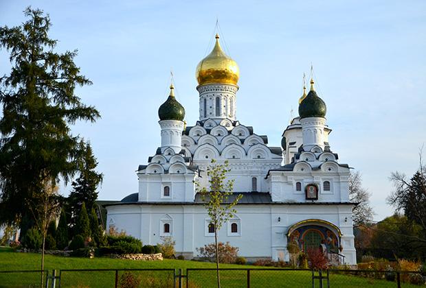 Усадьба Николо-Урюпино, Храм Николая Чудотворца