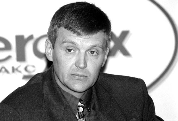 Подполковник госбезопасности, в 1988-1999-х годах — сотрудник КГБ,ФСБ Александр Литвиненко
