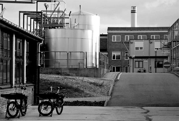 Фабрика Løvens Kemiske Fabrik