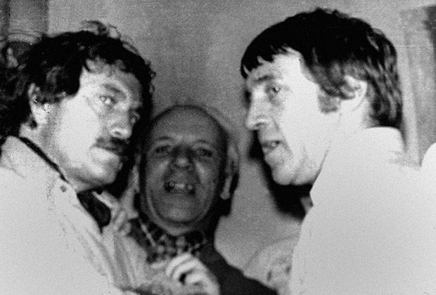 22 июля 1980 года Аксенов с семьей покинул Россию, а через три дня умер Владимир Высоцкий. Фото конца 1970-х годов