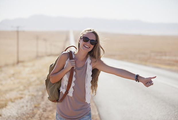 К путешествию автостопом следует тщательно подготовиться