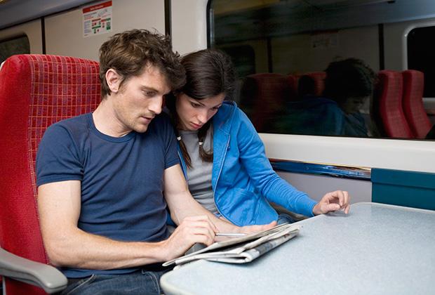 Билет на поезд можно купить с большой скидкой, если позаботиться об этом заранее