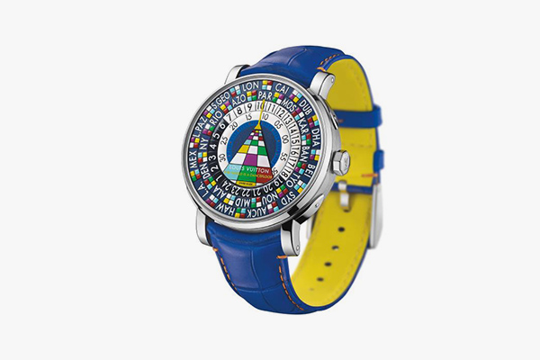 Escale Worldtime Only Watch 2015 The World Is a Dancefloor, Louis Vuitton
