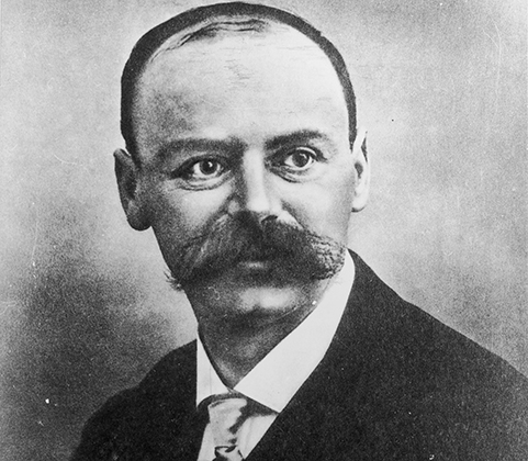 Карл Шварцшильд