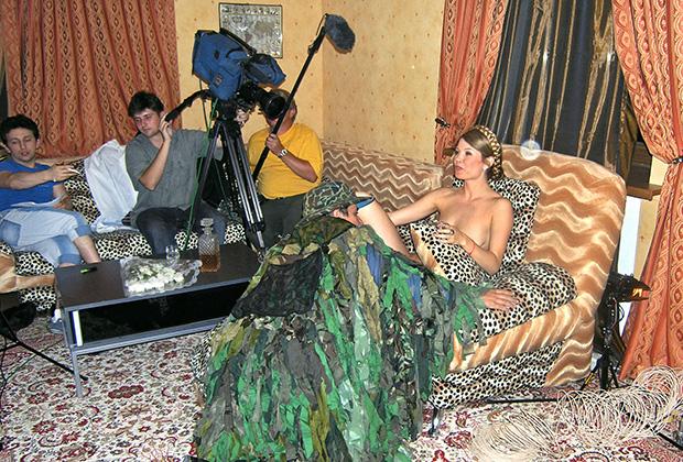 Порно фильмы алексей митрофанов