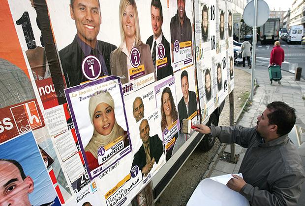 Избирательная кампания в Моленбеке