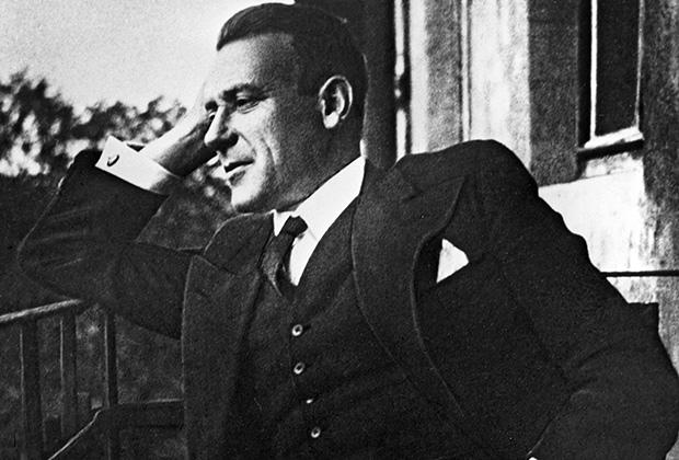 Михаил Булгаков. 1935 год