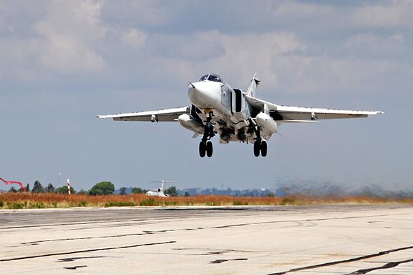Су-34 заменит «старичков» Су-24 и Су-25