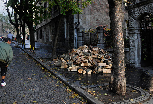Белград - слепок с Воронежа, приправленный московским шиком