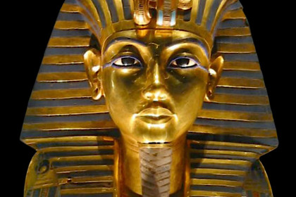 Погребальная маска Тутанхамона