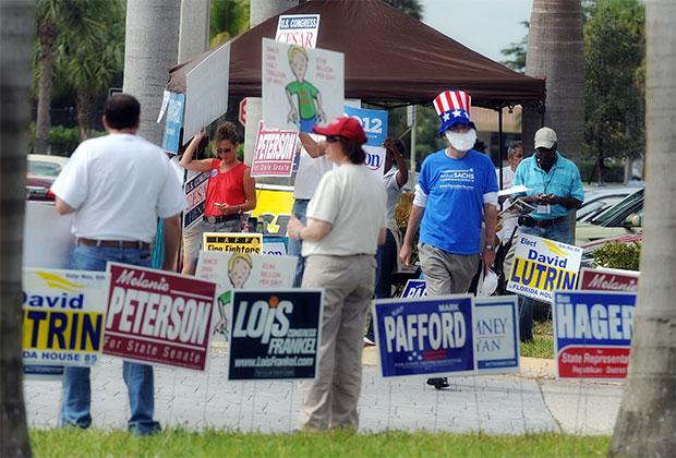 Выборы в США, 2012 год