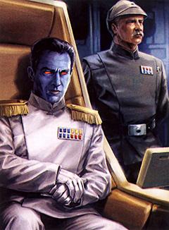 Гранд-адмирал Траун и его ближайший помощник капитан Пеллэон — это Шерлок Холмс и доктор Ватсон мира «Звездных войн». И да— они сражаются за Империю.