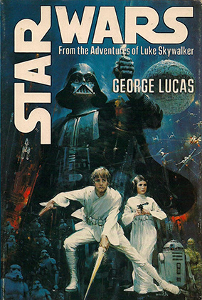Та самая новеллизация, с которой началось знакомство публики со «Звездными войнами».