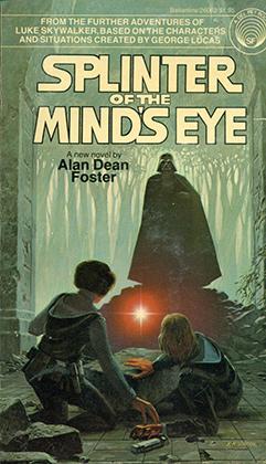 Два года спустя Алан Дин Фостер написал еще один роман — «Осколок кристалла власти». Предполагалось, что если «Звездные войны» провалятся в прокате и бюджет продолжения будет мизерным, именно эта книга ляжет в основу сценария.