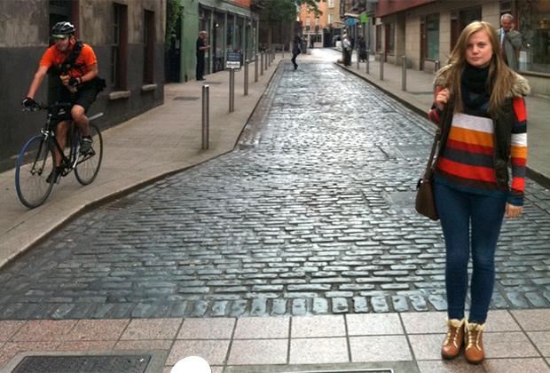 Моя первая экскурсия по Дублину, 2011 год
