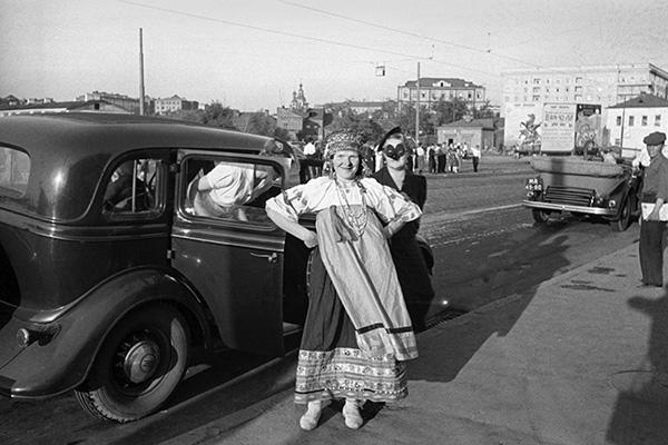 Москва. 1947 год