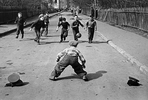 Москва, 1959 год