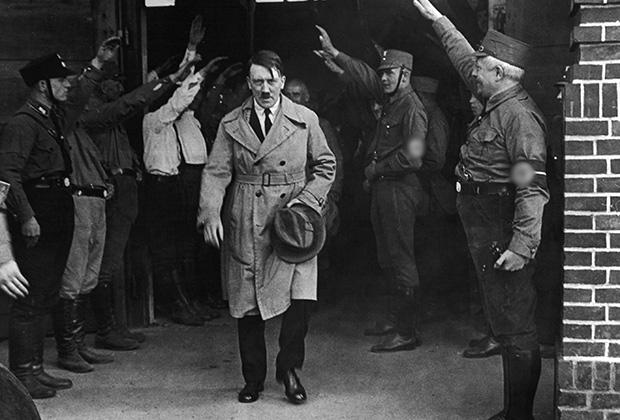 Адольф Гитлер, 1931 год