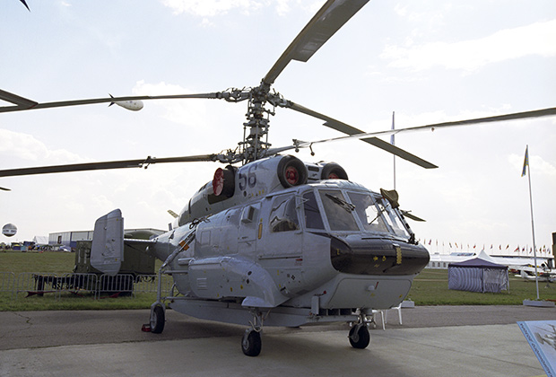 Вертолет Ка-31