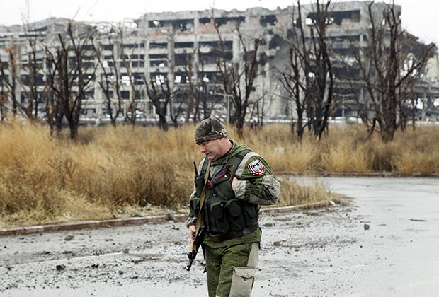 Признание ополчения стороной переговоров подрывает внешнеполитическую линию Киева