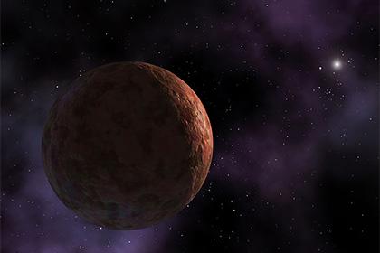 Карликовая планета Седна (в представлении художника)