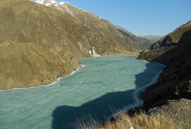 Зарамагское водохранилище