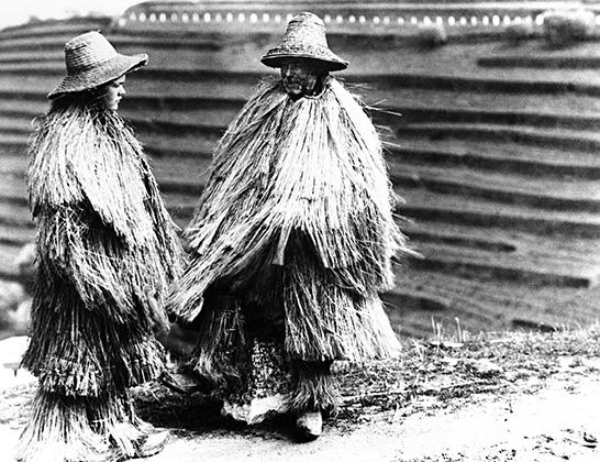 Португальские пастухи, 1937 год