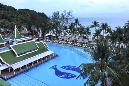 Отель Le Meridien Phuket Beach Resort
