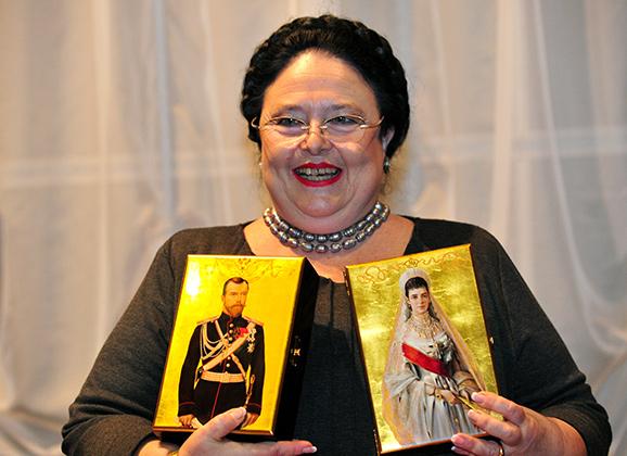 Княгиня Мария Владимировна