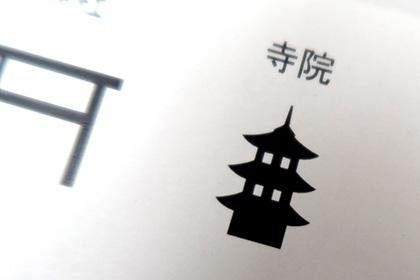 Предложенный вариант изображения храмов