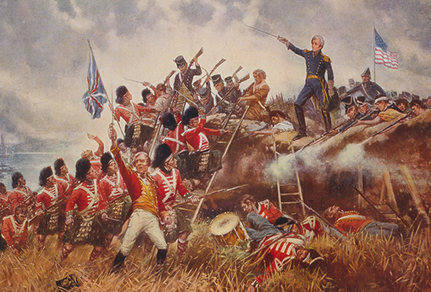 Битва за Новый Орлеан, 1815 год