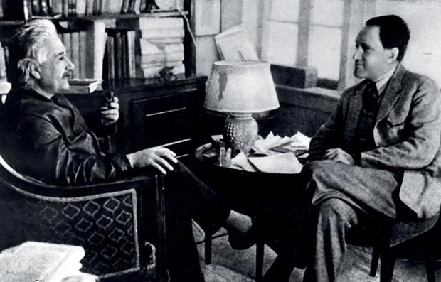 Эйнштейн и Инфельд