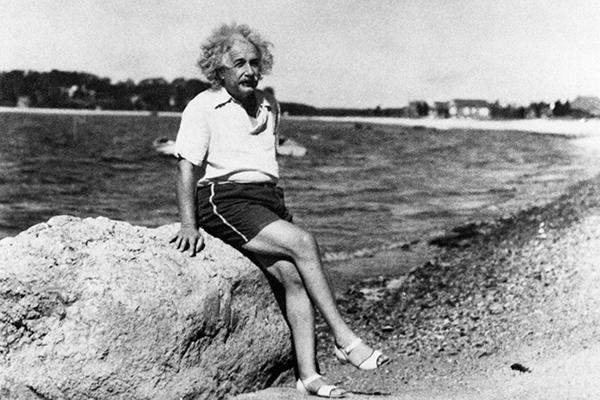 О расизме Эйнштейна