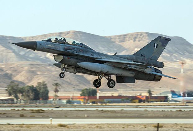 F-16 ВВС Греции