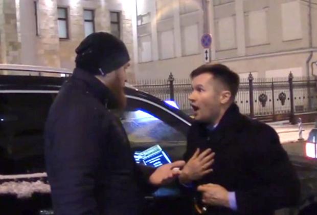 Алексей Немов встречался со «стопхамовцами» два дня подряд